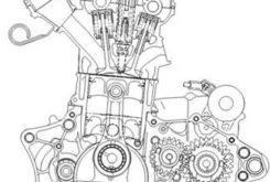 Motor Yamaha PreMoto3