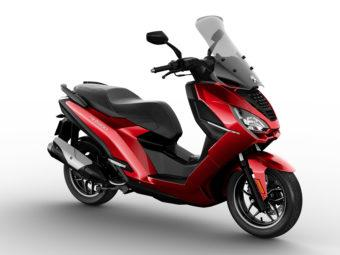 Peugeot Pulsion Allure 125 2019 Rojo Ultimate