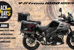 Suzuki V Strom Adventure Black Stock Days
