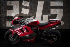 THE GSXR 1100  VENOM Luciano Consolini