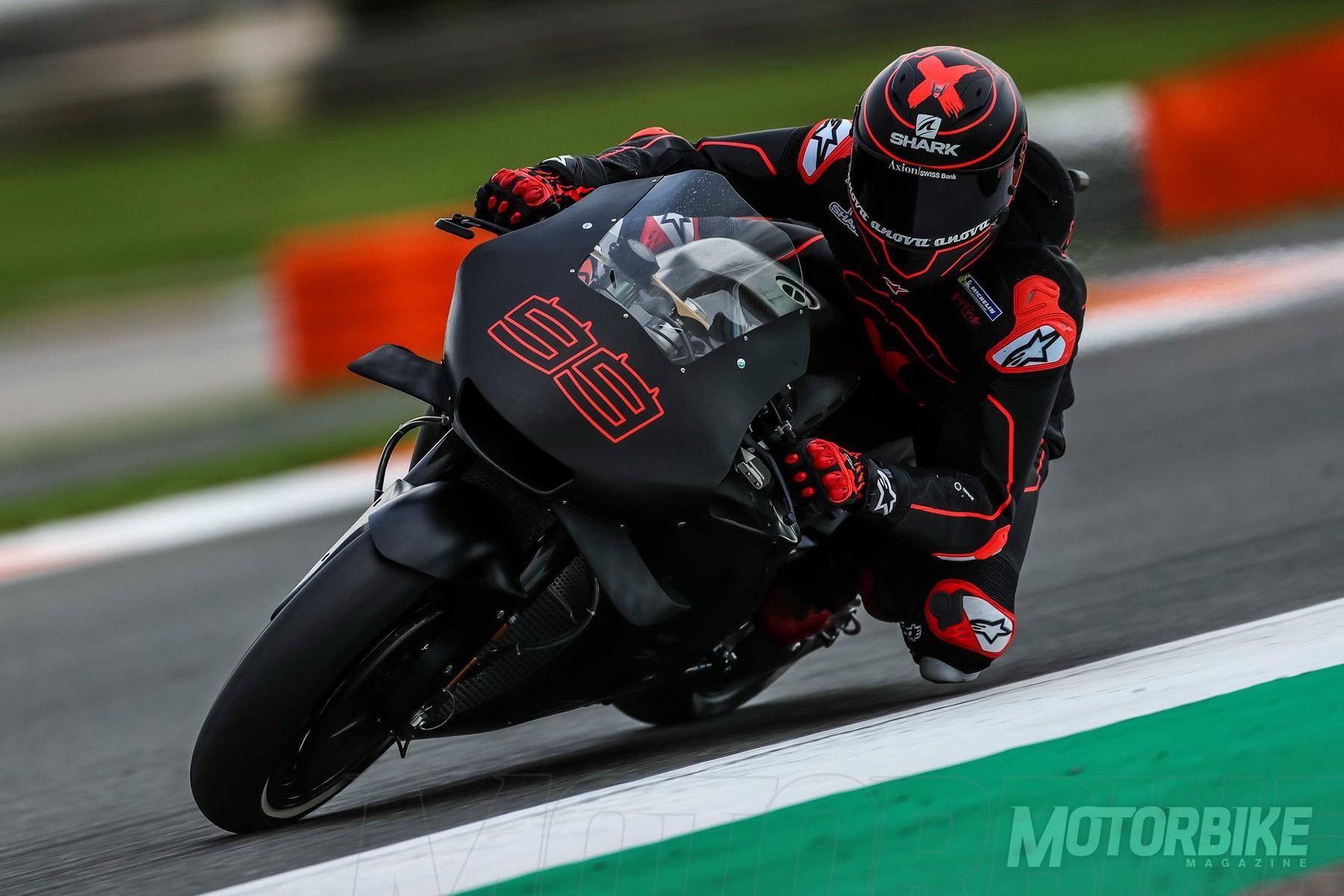 Especial entrenamientos de pretemporada MotoGP Valencia 2018-2019 - Motorbike Magazine