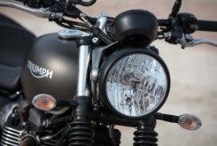 Triumph Street Twin 2019 detalle optica