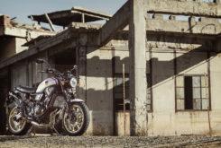 Yamaha XSR700 XTribute 2019 Accion 1