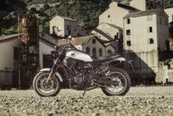 Yamaha XSR700 XTribute 2019 Accion 2