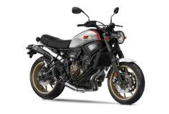 Yamaha XSR700 XTribute 2019 Estudio 3