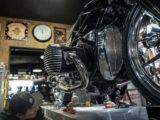 BMW motor boxer Custom Works Zon 06