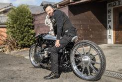 BMW motor boxer Custom Works Zon 19