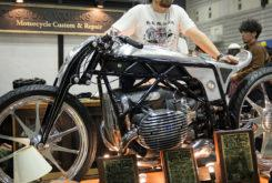 BMW motor boxer Custom Works Zon 35