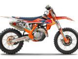 KTM 450 SX F Factory Edition 2019 ficha