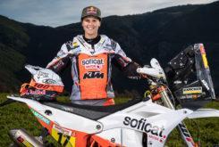 Laia Sanz Dakar 201910