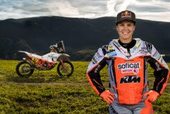 Laia Sanz Dakar 201914
