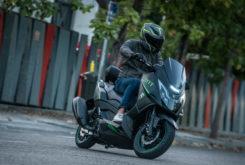 Mitt 125 GT 2019 pruebaMBK 04