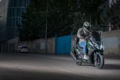 Mitt 125 GT 2019 pruebaMBK 09