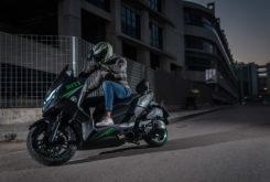 Mitt 125 GT 2019 pruebaMBK 12
