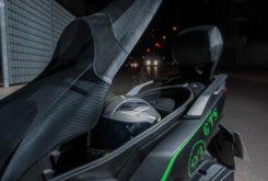 Mitt 125 GT 2019 pruebaMBK 24