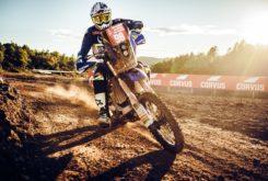 Sara García Dakar Yamaha