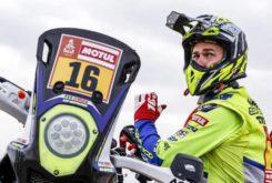 Adrien Metge Dakar 2019