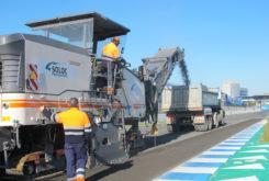 Circuito Jerez reasfaltado asfalto2