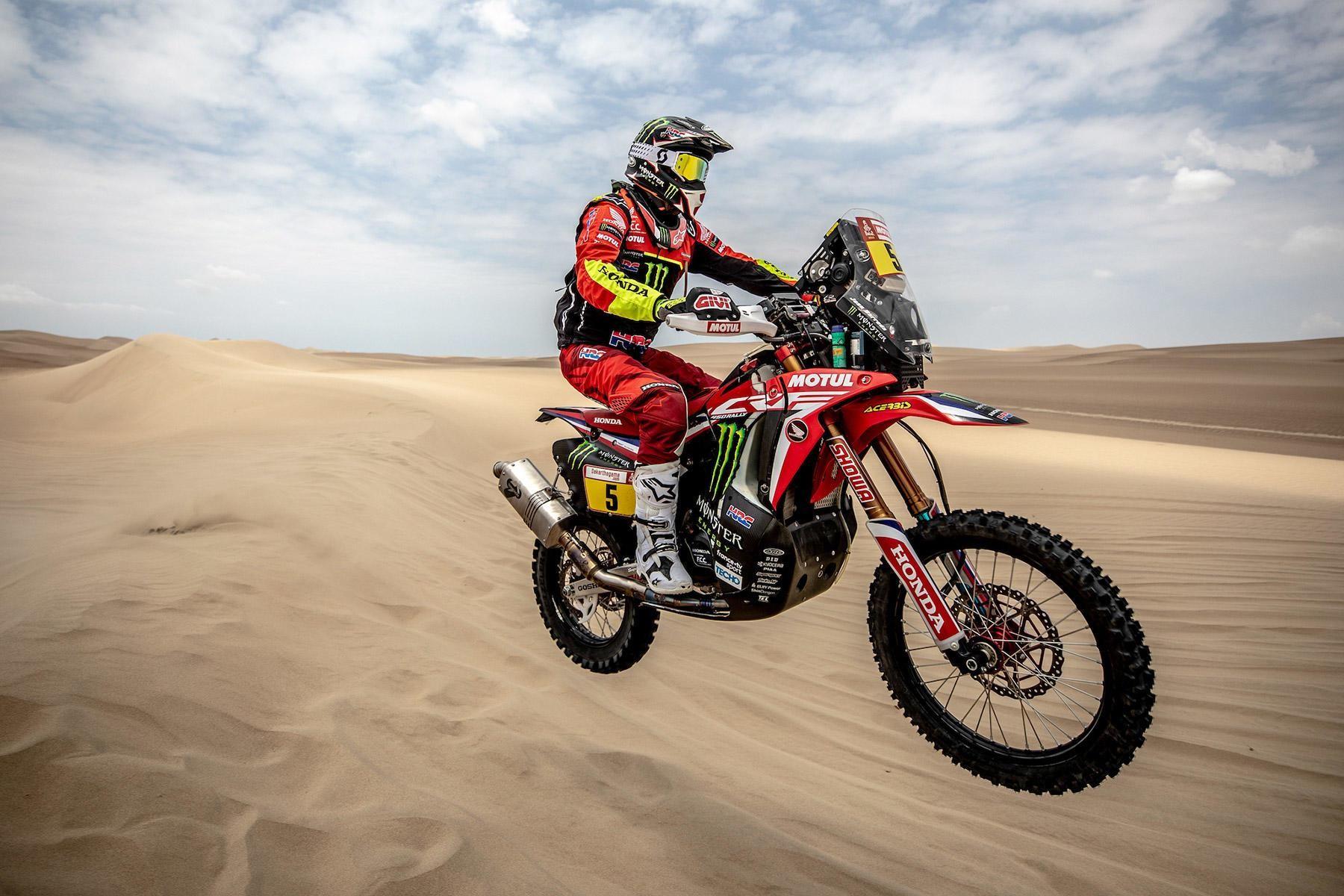 Dakar 2019: Todos los pilotos españoles en motos - Motorbike Magazine