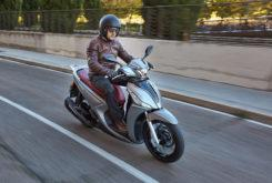 KYMCO People S 125 2019 pruebaMBK10