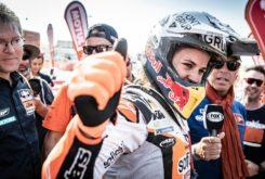 Laia Sanz Dakar 2019 meta