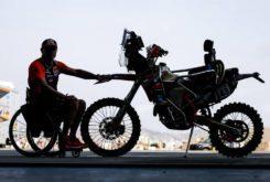 Nicola Dutto paraplejico Dakar