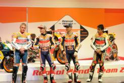 Presentacion Repsol Honda MotoGP 2019 Marquez Lorenzo10
