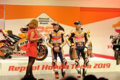 Presentacion Repsol Honda MotoGP 2019 Marquez Lorenzo11