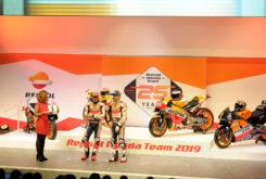 Presentacion Repsol Honda MotoGP 2019 Marquez Lorenzo12