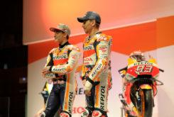 Presentacion Repsol Honda MotoGP 2019 Marquez Lorenzo13