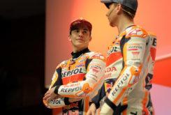 Presentacion Repsol Honda MotoGP 2019 Marquez Lorenzo18