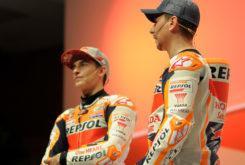 Presentacion Repsol Honda MotoGP 2019 Marquez Lorenzo19