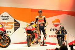 Presentacion Repsol Honda MotoGP 2019 Marquez Lorenzo23