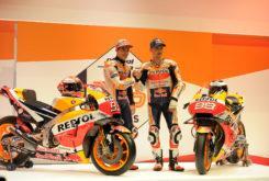 Presentacion Repsol Honda MotoGP 2019 Marquez Lorenzo25