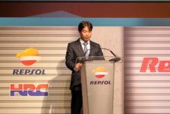 Presentacion Repsol Honda MotoGP 2019 Marquez Lorenzo3Kuwata San