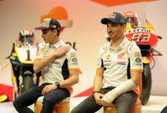 Presentacion Repsol Honda MotoGP 2019 Marquez Lorenzo34