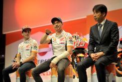Presentacion Repsol Honda MotoGP 2019 Marquez Lorenzo36