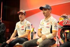 Presentacion Repsol Honda MotoGP 2019 Marquez Lorenzo38