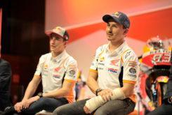 Presentacion Repsol Honda MotoGP 2019 Marquez Lorenzo39