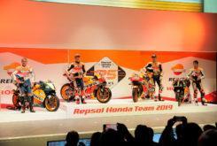 Presentacion Repsol Honda MotoGP 2019 Marquez Lorenzo4