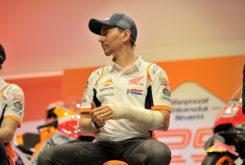 Presentacion Repsol Honda MotoGP 2019 Marquez Lorenzo40escafoides