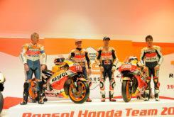 Presentacion Repsol Honda MotoGP 2019 Marquez Lorenzo5