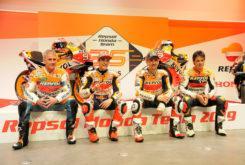 Presentacion Repsol Honda MotoGP 2019 Marquez Lorenzo7