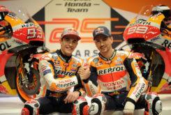Repsol Honda Team 2019 Marc Marquez Jorge Lorenzo