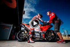 Test Valencia MotoGP 2019 segundo dia 01