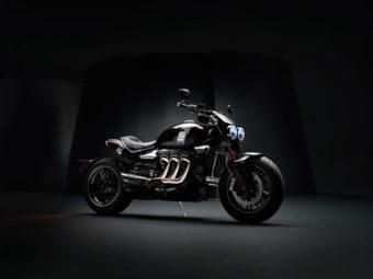 Triumph Rocket TFC 2019 teaser