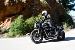 Triumph Speed Twin 2019 prueba opinion