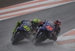 Valentino Rossi Maverick Vinales Yamaha MotoGP