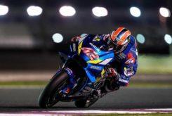 Alex Rins MotoGP 2019 Test Qatar 01