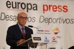 Carmelo Ezpeleta Desayuno Europa Press (2)